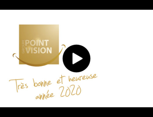 Vœux Groupe Point Vision 2020